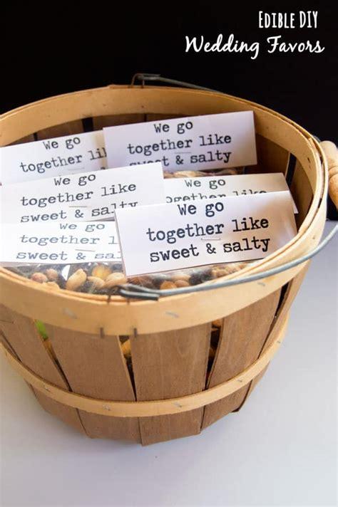 edible diy wedding favors free printable cook craft love