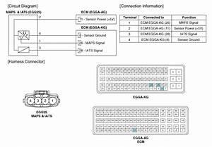 Hyundai Accent  Intake Air Temperature Sensor  Iats