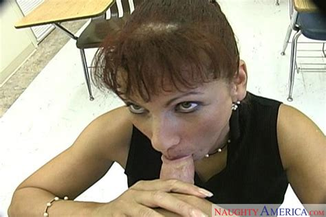 Carol In My First Sex Teacher