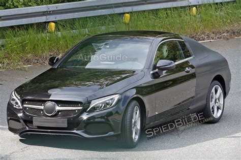 Mercedes C Class Coupe Photo by 2016 Mercedes C Class Coupe Spied In The 187 Autoguide