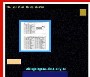 2007 Gmc C5500 Wiring Diagram  Wiring Diagram 1751