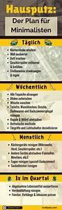 Haushalt Organisieren Checkliste : die besten 25 putzplan wg ideen auf pinterest medizin organisieren wohnung reinigen und ~ Markanthonyermac.com Haus und Dekorationen