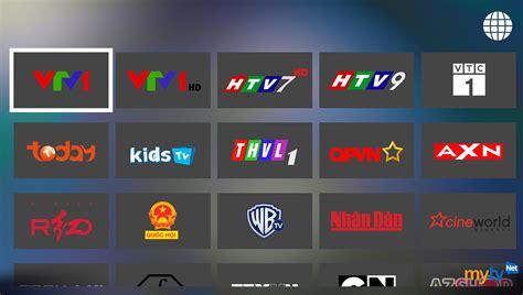 Dịch Vụ Mytv Net  Truyền Hình