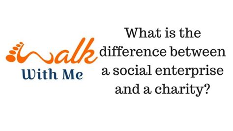 si e social entreprise what is the difference between a social enterprise and a