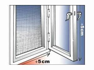 Faire Une Moustiquaire : placer des moustiquaires aux portes et fen tres choix ~ Premium-room.com Idées de Décoration