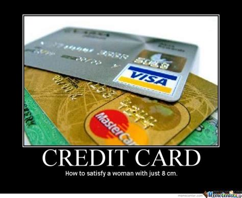 Meme Credit Card - credit card by eichmann meme center