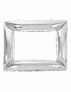 Cadre 70 X 100 : ballon en forme de cadre argent 80 x 100 cm d coration ~ Dailycaller-alerts.com Idées de Décoration