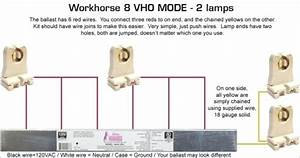 Workhorse 2 Ballast Wiring Diagram