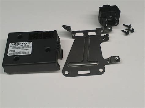 82214492 chrysler integrated trailer brake module wiring kit trailer tow factory chrysler