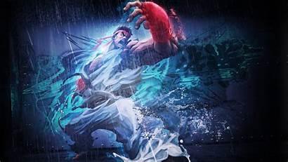 Tekken Graffiti Ryu Desktop Resolution Screen