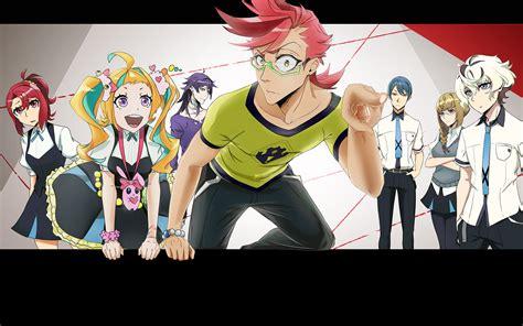 kiznaiver anime wallpapers hd    mobile