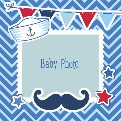 Baby Kids Template by Amazingly Creative Birth Announcement Templates