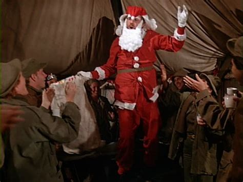Favorite Christmas Episode Of M*a*s*h Mash4077tvcom