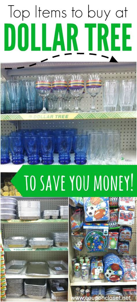 Dollar Tree Store What To Buy To Save You Money Find The