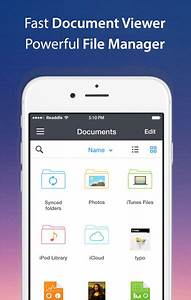 top 8 file manager apps for iphone to manage files on the go With documents for iphone 5