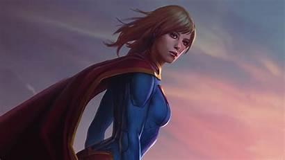 Supergirl Desktop Wallpapers Background 1080p Widescreen Wide