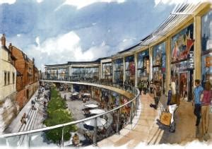 colchester shopping centre planned