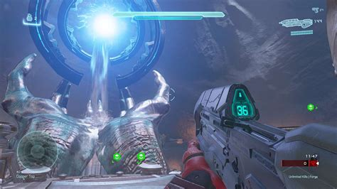 Halo 5 Forge Is Out On Windows 10 Free Cross Platform