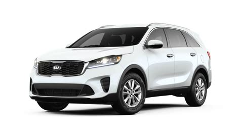 colors    kia sorento