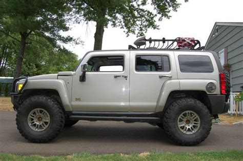Buy Used 2008 Hummer H3 Alpha On 37s Off Road 4 X 4 Like