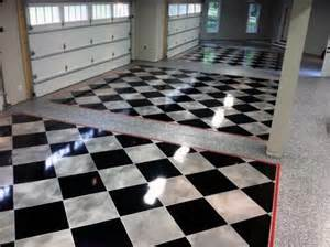 checkered garage floor tiles 90 garage flooring ideas for paint tiles and epoxy