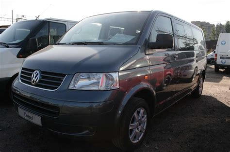 Caravelle Picture by 2005 Volkswagen Caravelle Pictures 1900cc For Sale