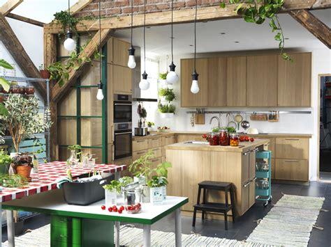 la cuisine d été le centre and sympa du jardin