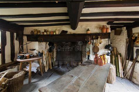 cuisine historique cuisine rustique image stock image du historique cuisine