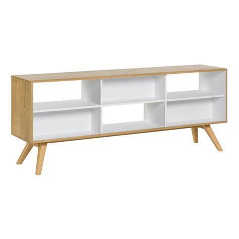Buffet Bibliothèque Design Scandinave Nature