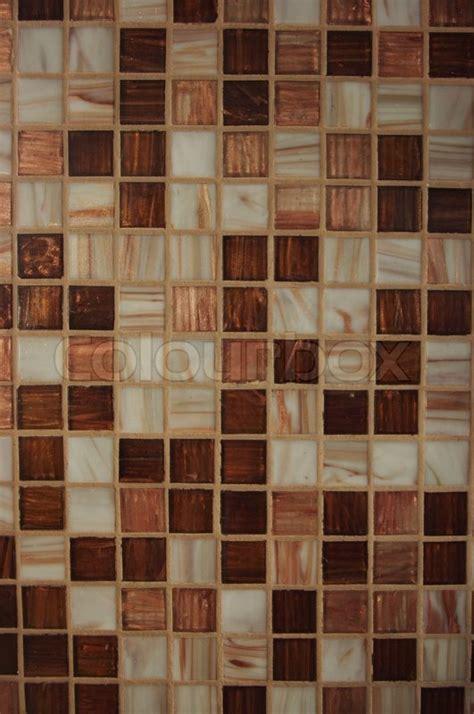 kitchen tiles texture texture of brown kitchen tile stock photo colourbox 3360