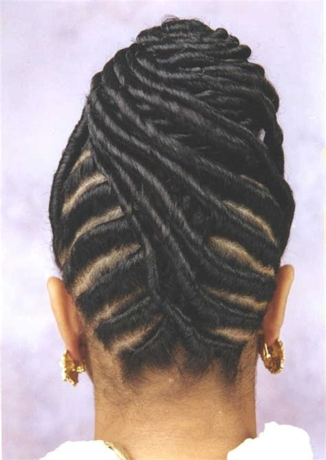 Silky Twists Hairstyles by Silky Flat Twists Updo Hair Braided Hairstyles