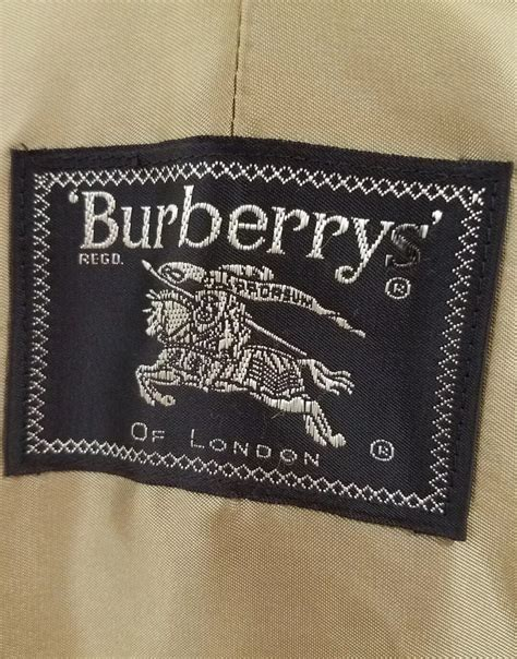 vintage burberry trench   real styleforum
