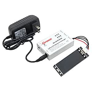 amazoncom tera  speed balance charger  parrot ar drone  lipo battery   adapter