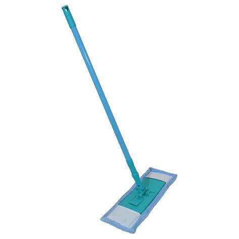 Microfibre Floor Sweeper Mop Adjustable Mopping Wood Lino
