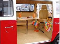 Barry's VW Bus Custom Interior & Restoration Volkswagen