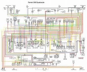 Ferrari 308 Wiring Diagram Headlight