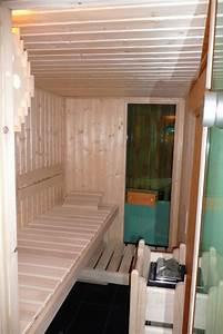 Sauna Für Badezimmer : koll mini neu kleine sauna ~ Lizthompson.info Haus und Dekorationen