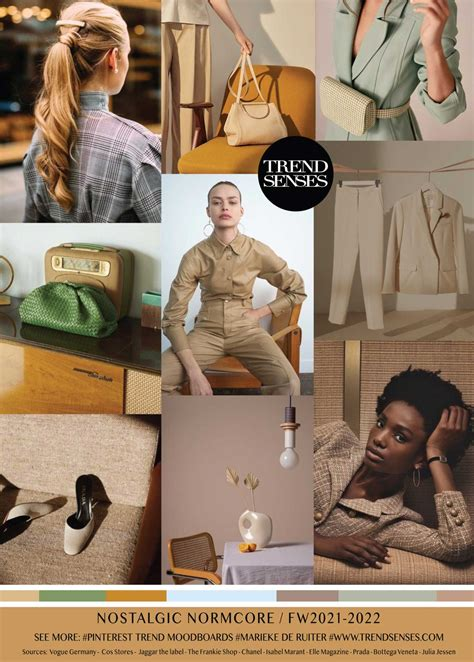 Jun 09, 2021 · the pandemic might still be causing problems around the world, but fashion week, as always, is back and we kick off spring 2022 with a fresh menswear season. NOSTALGIC NORMCORE // FW2021-2022 - Trendsenses in 2021 | Color trends fashion, Fashion trending ...