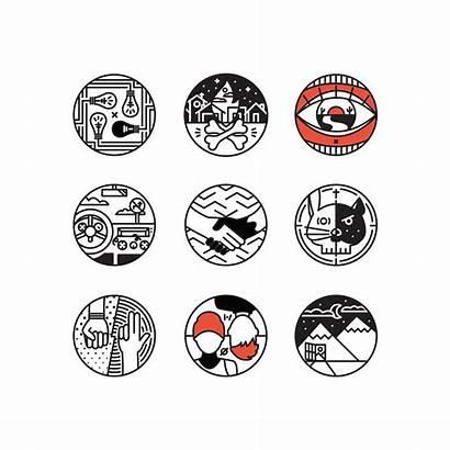 Twenty Pilots Logos Songs Vector Tattoo Icons