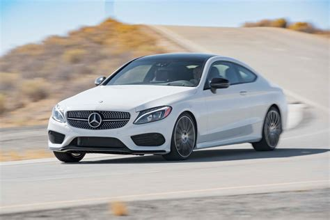 Mercedes-Benz C300 Coupe 4Matic: 2017 Motor Trend Car of the Year Contender - Motor Trend Canada