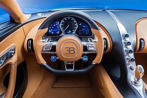 Virtual Designer Bugatti Chiron Interior Steering Wheel Car Body Design