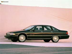 COAL: 1991 Chevrolet Caprice–Living Up to a Legend