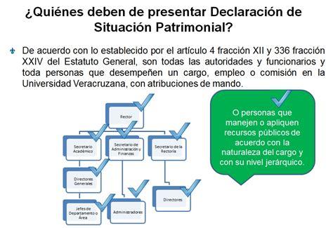 Pregunta2 – Declaración de Situación Patrimonial y de ...
