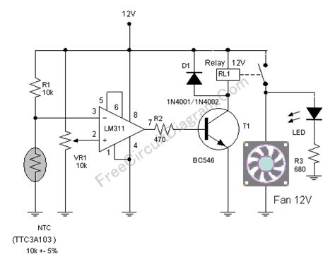 Fan Speed Control Turn Your Only When Needed