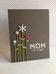 DIY Mom Birthday Card