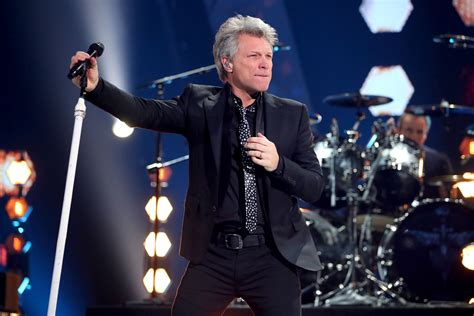 Iheartradio Music Awards Bon Jovi Receives Icon