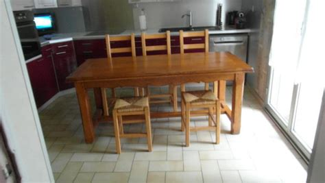 table chaises tabourets clasf