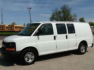 Sell Used 2006 Chevy 4x4 Awd 1500 Cargo Van Loaded With