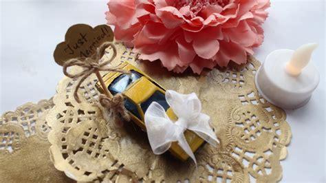 Wedding Favor Ideas Diy -easy And Affordable
