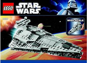 Lego Star Wars Imperial Dropship Instructions Images